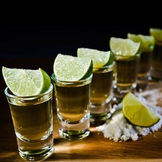 Today is National Tequila Day